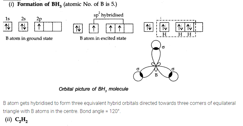 Class 11th Chemical Bonding and Molecular Structure