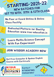 Wisdom TechSavvy Academy