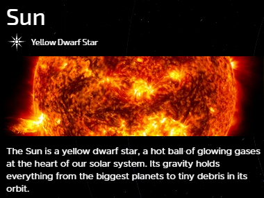 Sun is the source of energy of our solar system